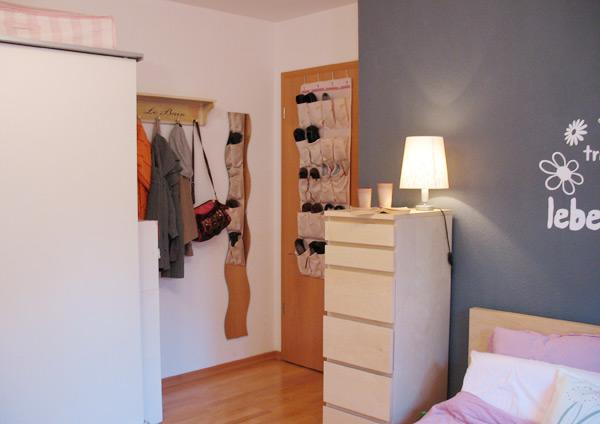 endlich ordnung in unserem schlafzimmer. Black Bedroom Furniture Sets. Home Design Ideas