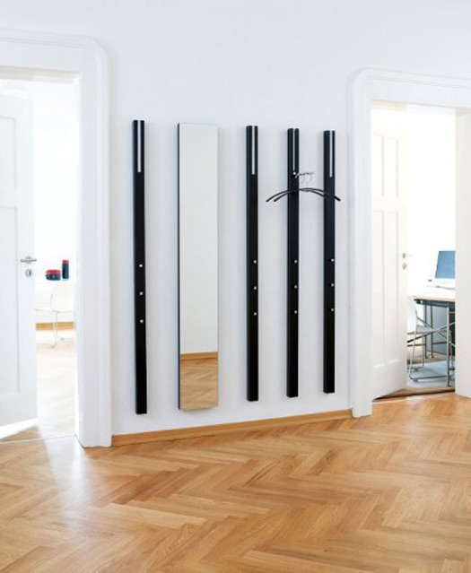 praktisch sch ne garderoben. Black Bedroom Furniture Sets. Home Design Ideas