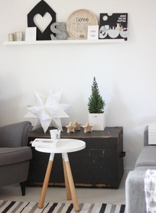 winter deko wohnzimmer alle ideen f r ihr haus design. Black Bedroom Furniture Sets. Home Design Ideas