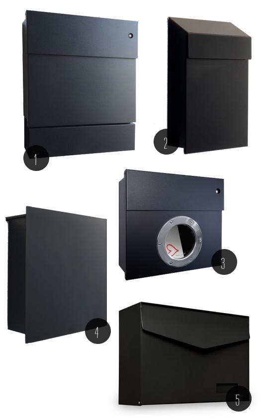 ein neuer briefkasten muss her. Black Bedroom Furniture Sets. Home Design Ideas