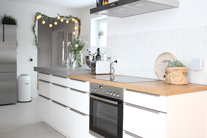 Küchenplanung - Was war mir wichtig - Die Optik   sanvie.de