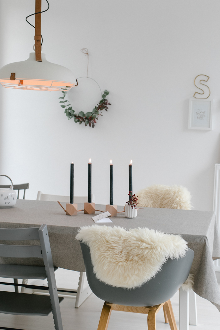 diy eukalyptus an der wand. Black Bedroom Furniture Sets. Home Design Ideas