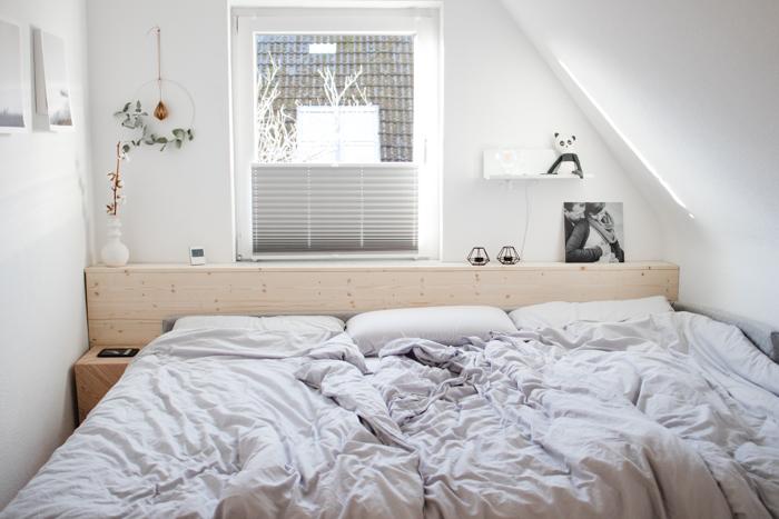 Zimmertausch - Unser neues kleines Schlafzimmer mit ...