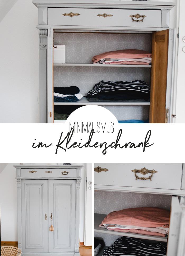 Einfacher leben minimalismus im kleiderschrank for Minimalismus im kleiderschrank
